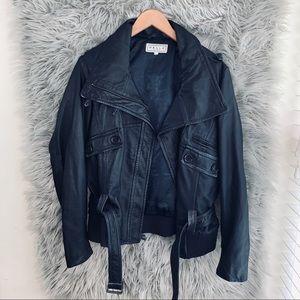 Vintage Pelle Studio Leather Jacket